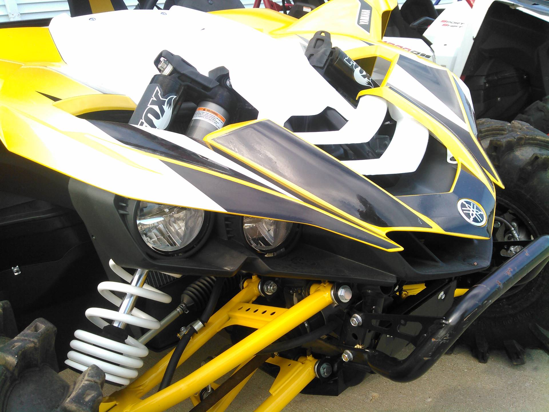 2016 Yamaha YXZ1000R SE in Johnson Creek, Wisconsin - Photo 7