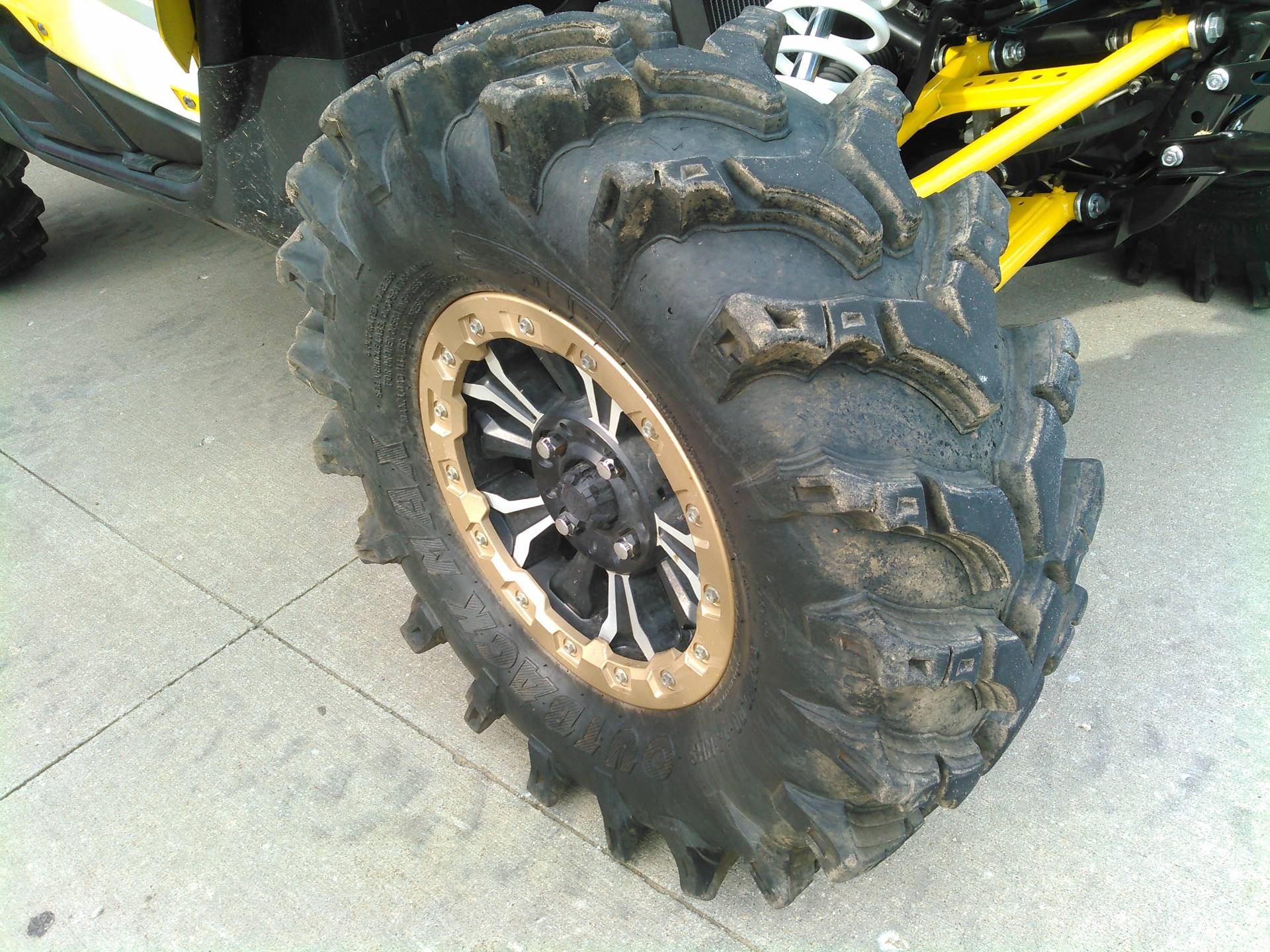 2016 Yamaha YXZ1000R SE in Johnson Creek, Wisconsin - Photo 16