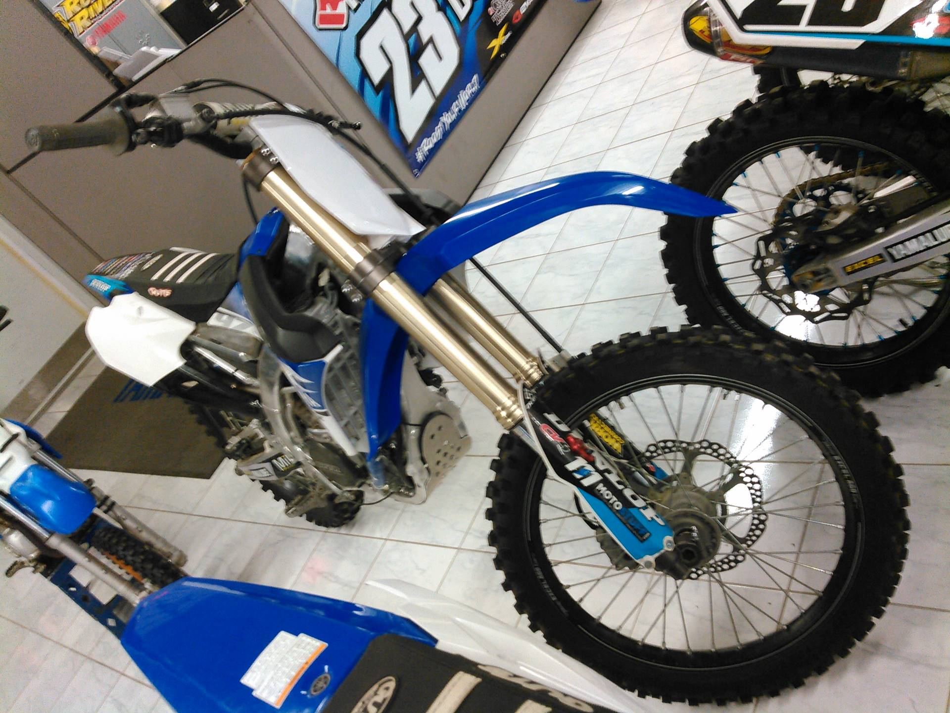 2017 Yamaha YZ250F in Johnson Creek, Wisconsin - Photo 3