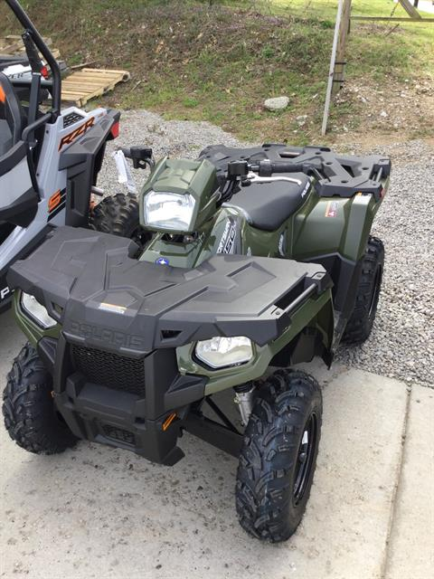 2019 Polaris Sportsman 450 H.O. in Marietta, Ohio