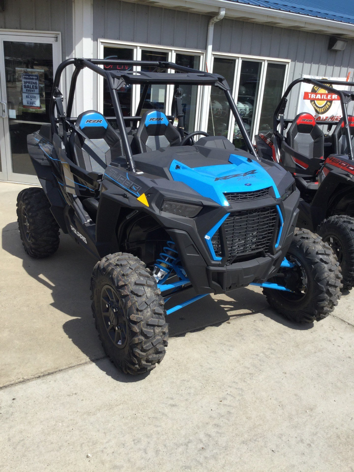2019 Polaris RZR XP Turbo in Marietta, Ohio