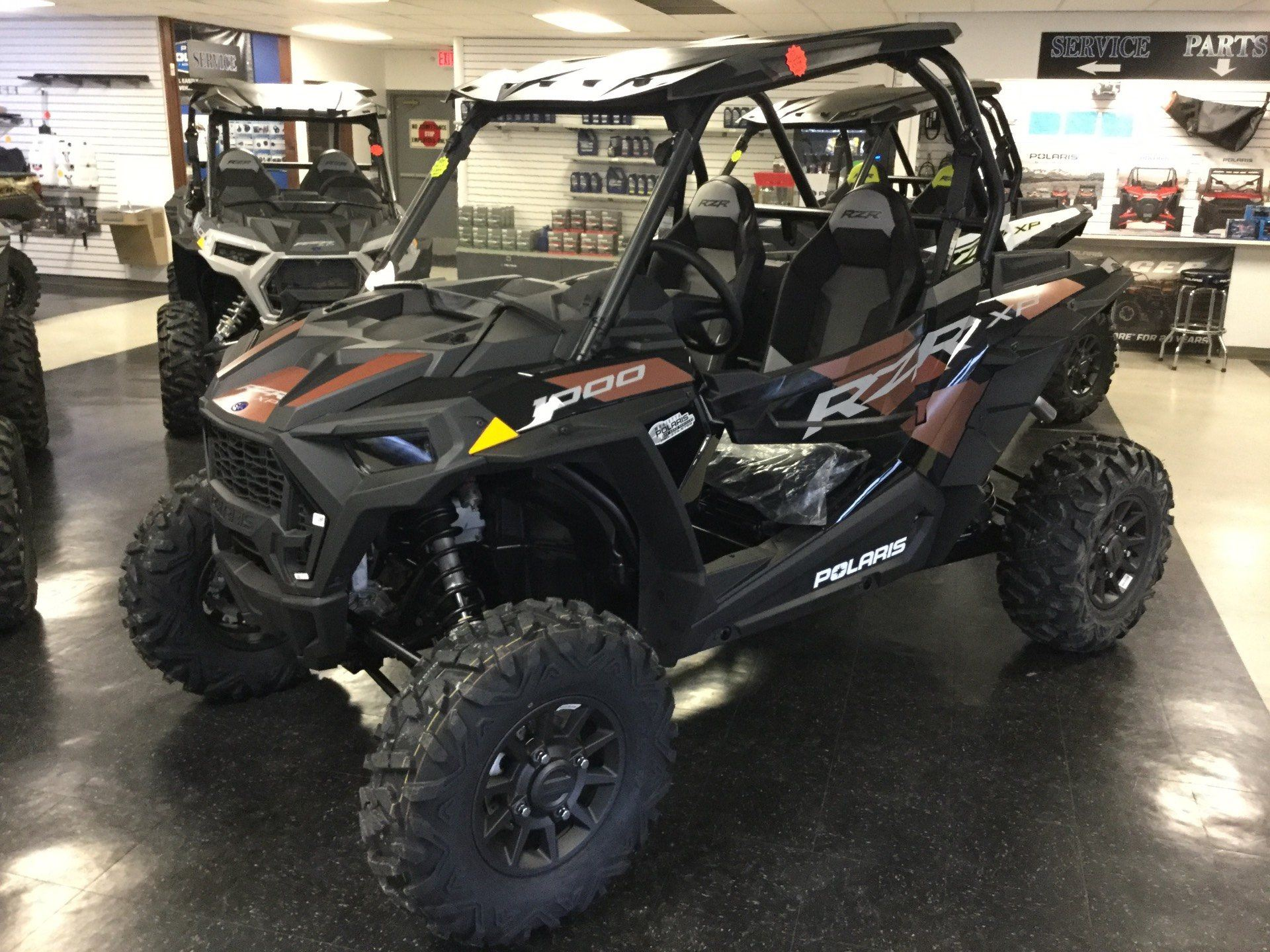 2021 Polaris RZR XP 1000 Sport in Marietta, Ohio - Photo 1