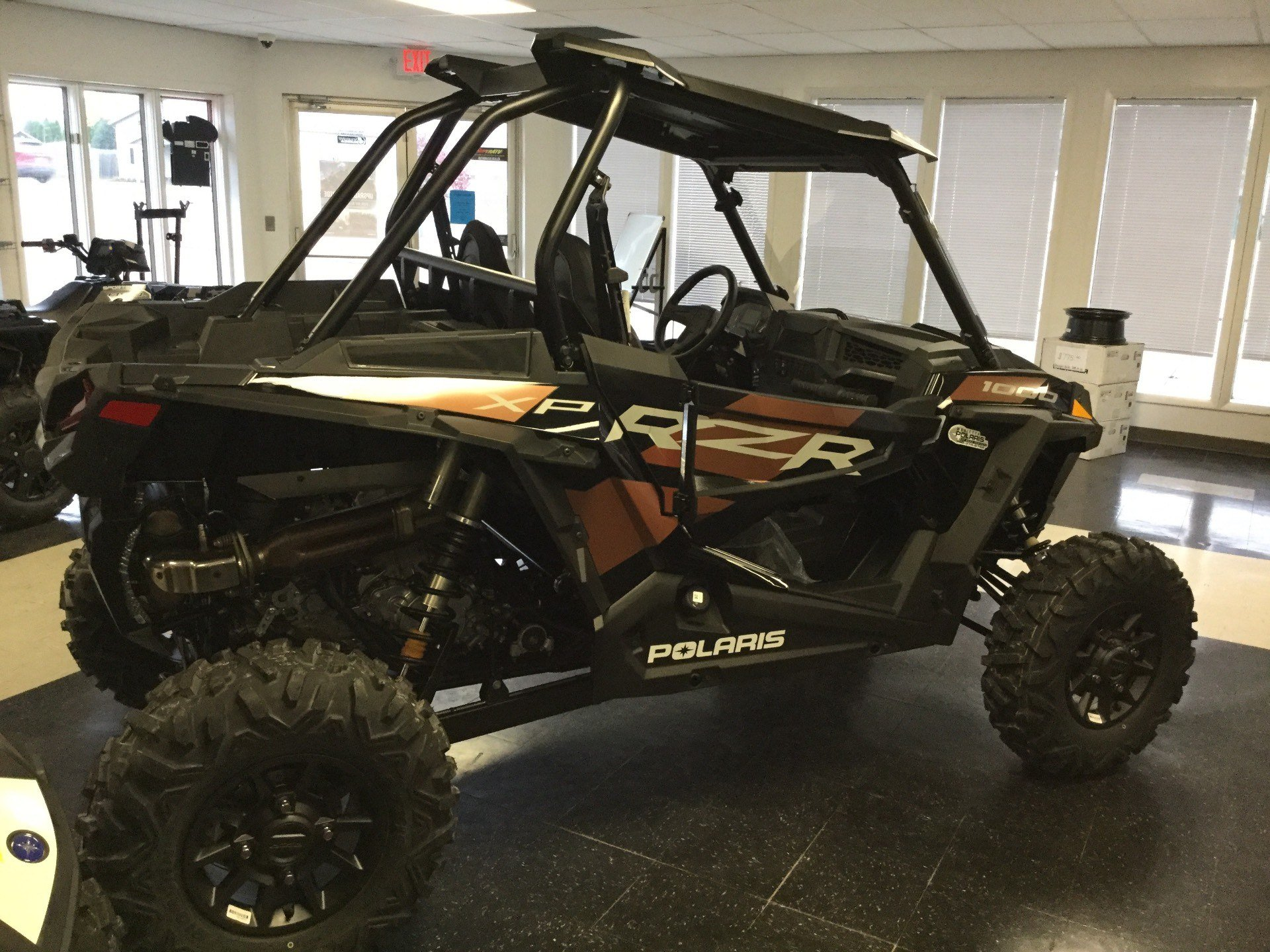 2021 Polaris RZR XP 1000 Sport in Marietta, Ohio - Photo 4