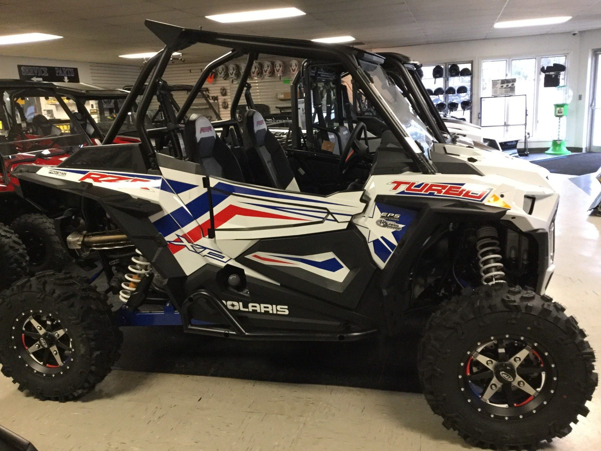 2019 Polaris RZR XP Turbo LE in Marietta, Ohio