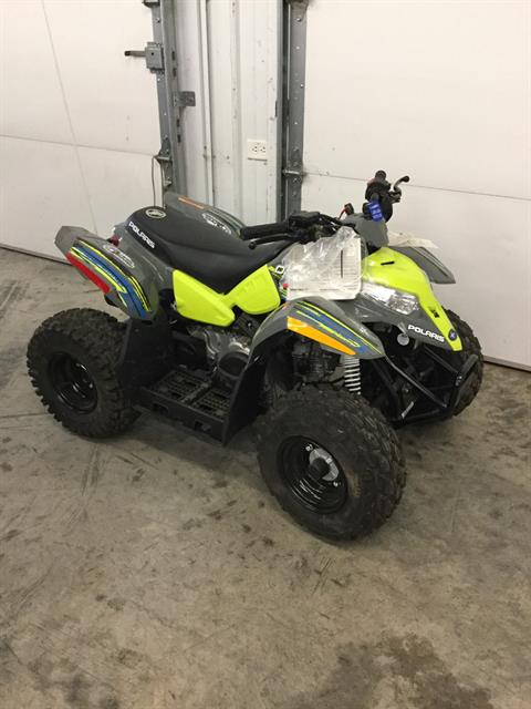 2019 Polaris Outlaw 50 in Marietta, Ohio
