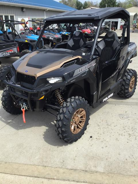 2019 Polaris General 1000 EPS Ride Command Edition in Marietta, Ohio