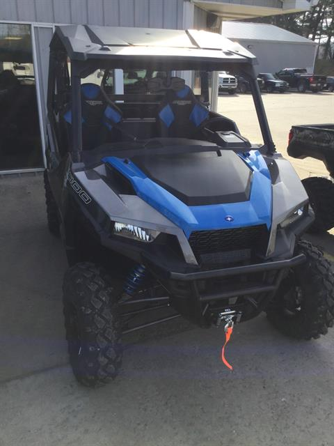 2019 Polaris General 1000 EPS Deluxe in Marietta, Ohio