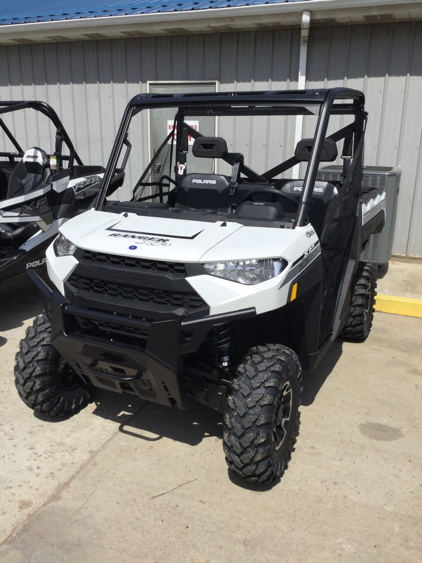 2019 Polaris Ranger XP 1000 EPS Premium in Marietta, Ohio