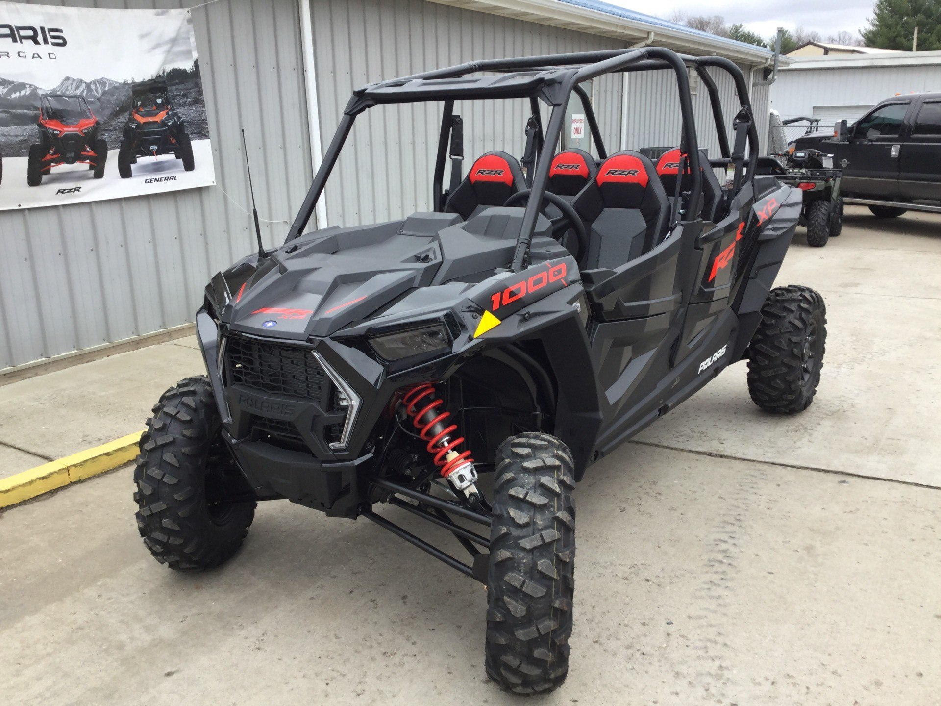 2020 Polaris RZR XP 4 1000 Premium in Marietta, Ohio - Photo 2