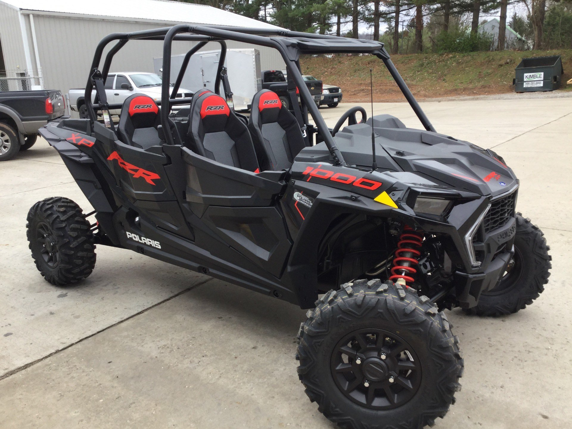 2020 Polaris RZR XP 4 1000 Premium in Marietta, Ohio - Photo 3