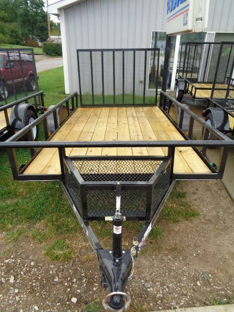 2019 Carry-On Trailers 6X12GWPTLED in Marietta, Ohio