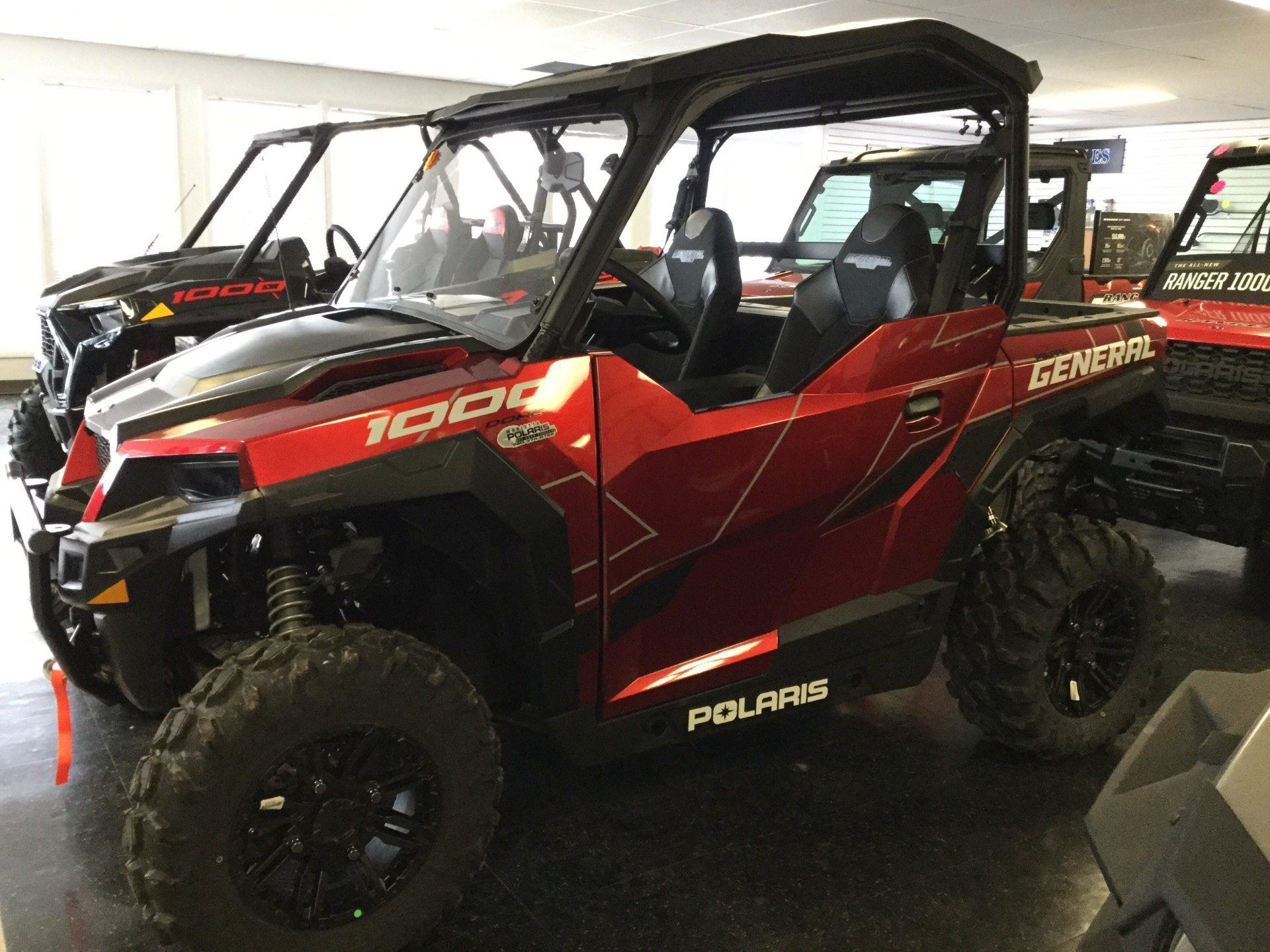 2020 Polaris General 1000 Deluxe in Marietta, Ohio - Photo 1
