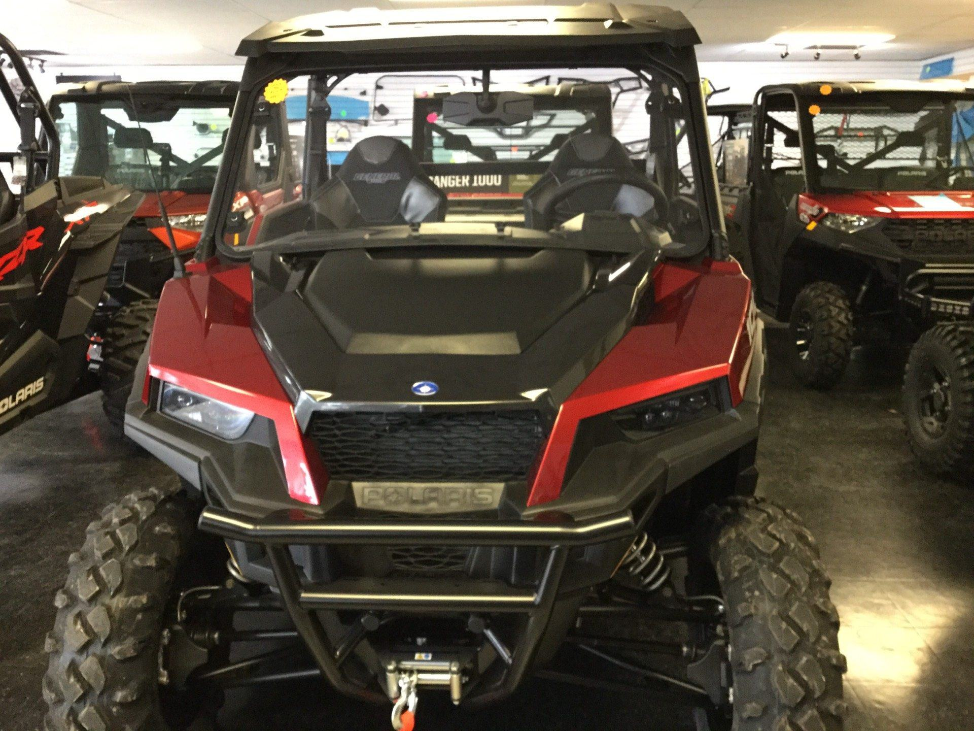 2020 Polaris General 1000 Deluxe in Marietta, Ohio - Photo 3