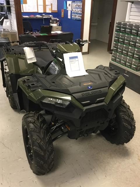 2019 Polaris Sportsman 850 in Marietta, Ohio