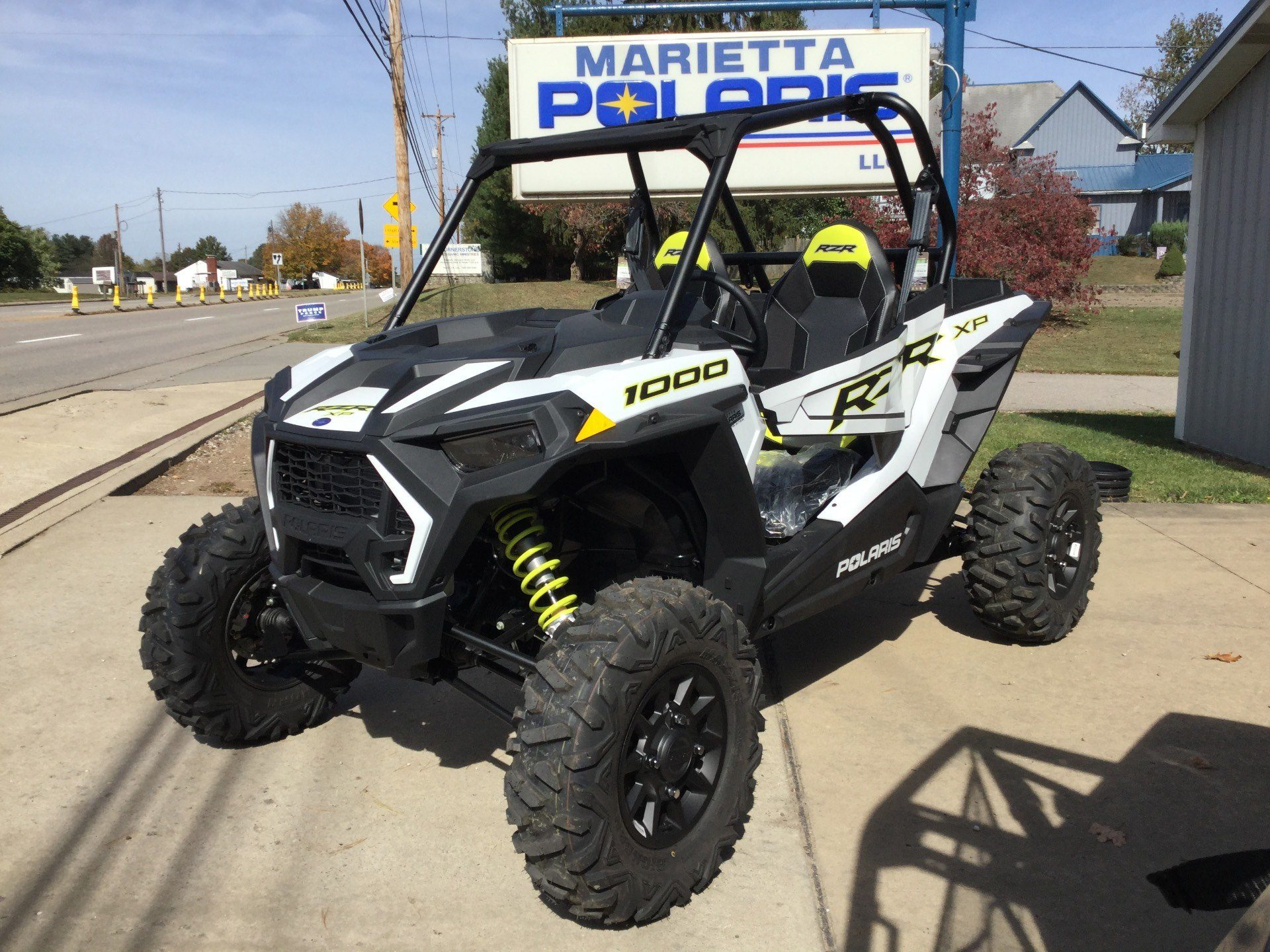 2021 Polaris RZR XP 1000 Sport in Marietta, Ohio - Photo 2