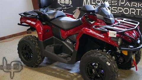 2019 Can-Am Outlander MAX XT 570 in Roscoe, Illinois - Photo 2