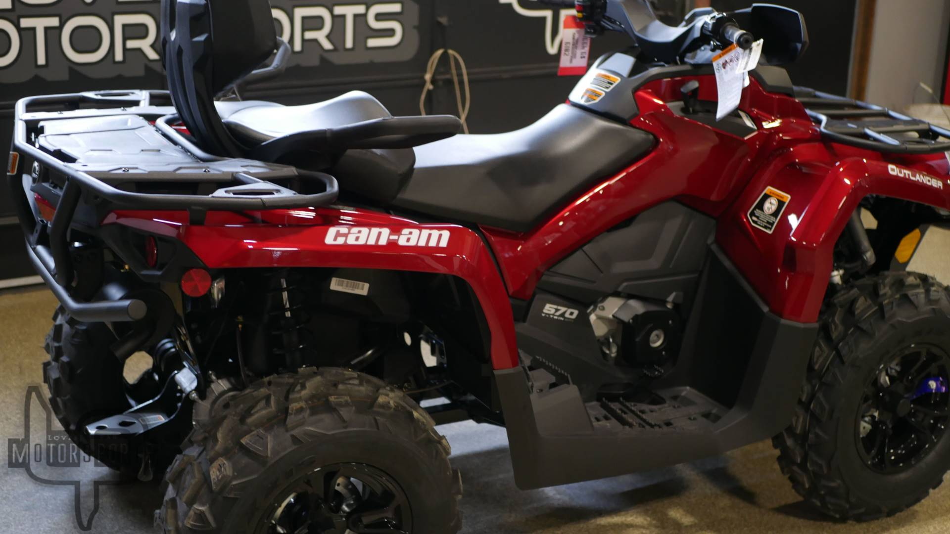 2019 Can-Am Outlander MAX XT 570 in Roscoe, Illinois - Photo 3