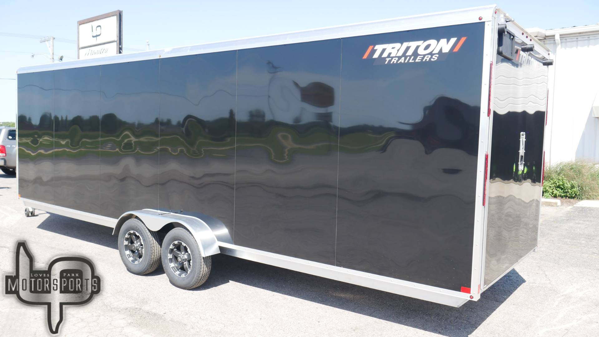 "2020 Triton Trailers PRT247EB-6'6"" in Roscoe, Illinois - Photo 3"