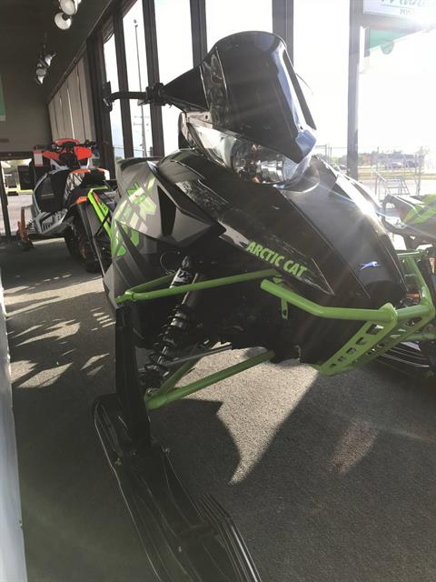 2017 Arctic Cat ZR 7000 Limited 137 in Roscoe, Illinois