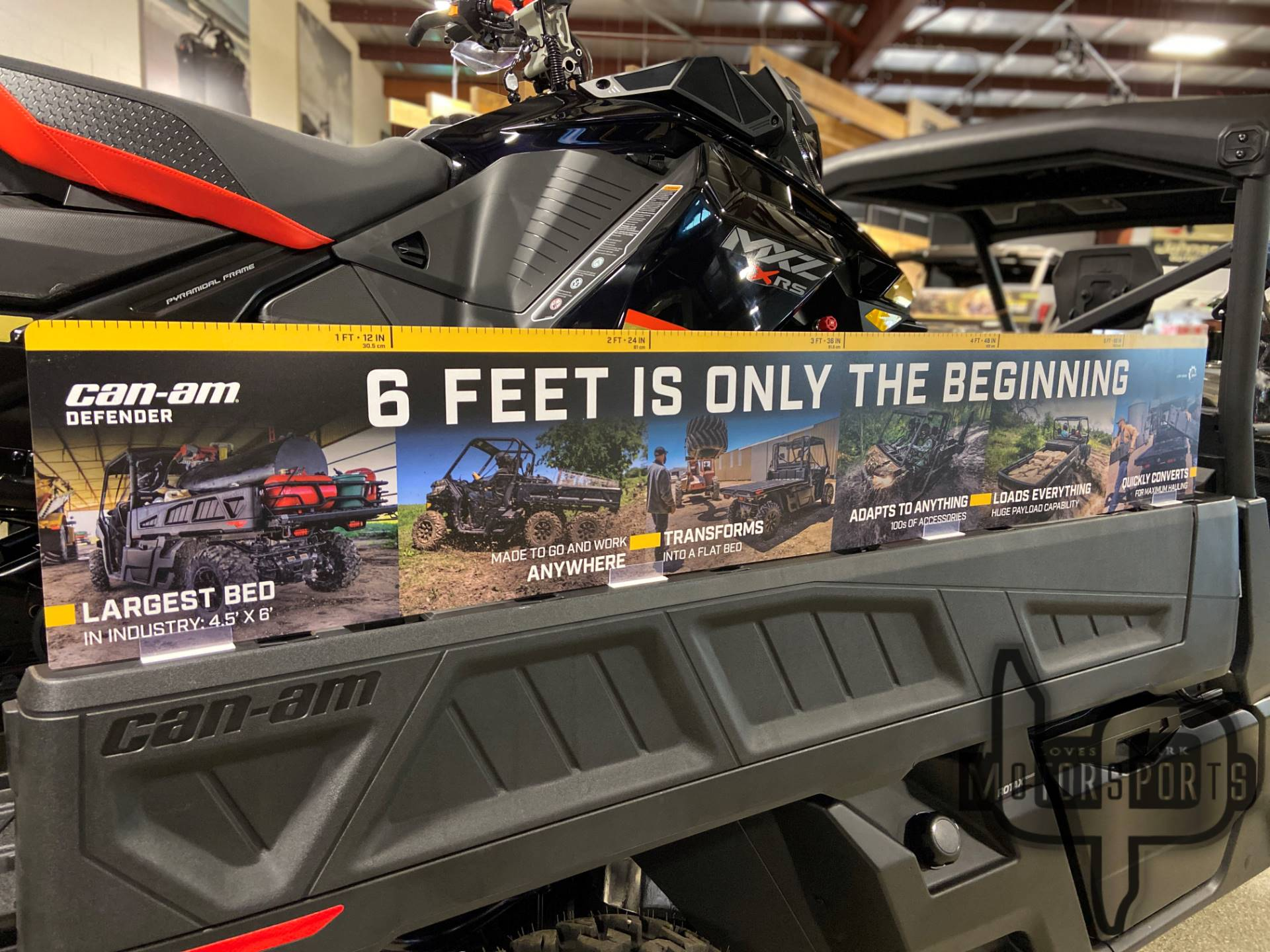 2020 Can-Am Defender Pro XT HD10 in Roscoe, Illinois - Photo 5