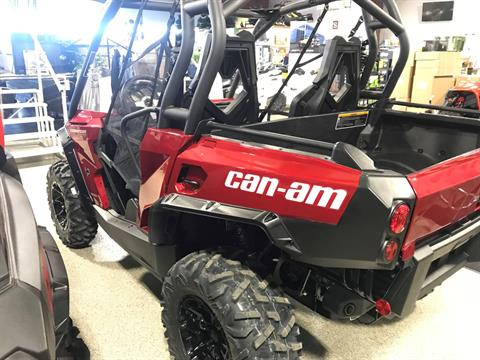 2018 Can-Am Commander XT 1000R in Roscoe, Illinois