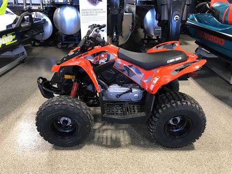 2018 Can-Am DS 90 in Roscoe, Illinois