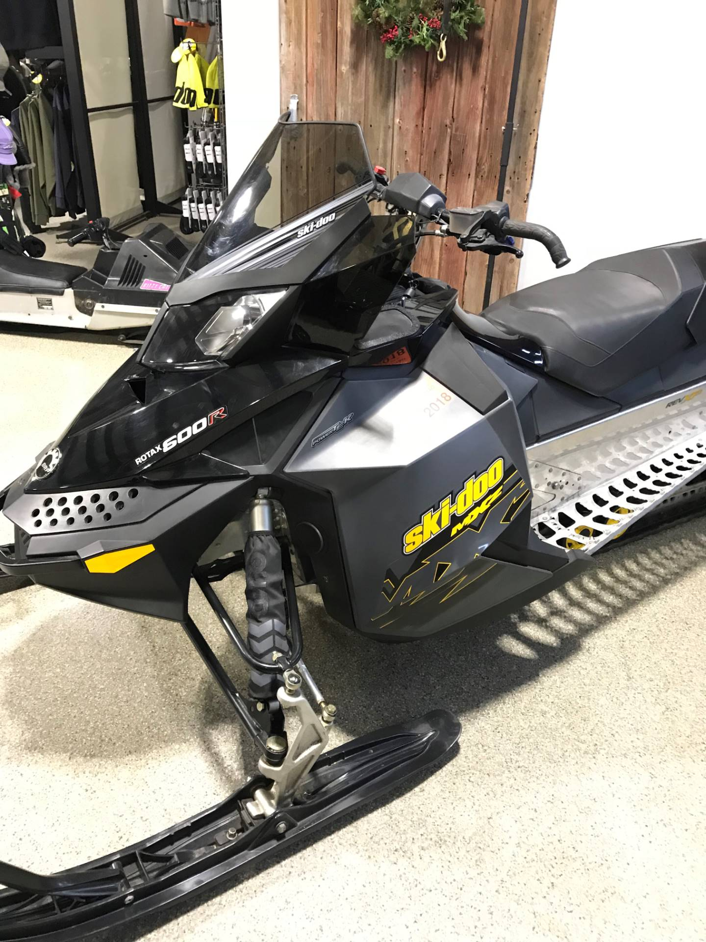 2008 Ski-Doo MX Z® Adrenaline 800R Power T.E.K. in Roscoe, Illinois