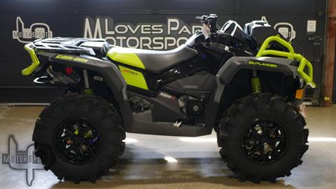 2020 Can-Am Outlander X MR 1000R in Roscoe, Illinois