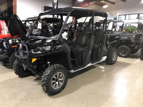 2019 Can-Am Defender MAX Lone Star HD10 in Roscoe, Illinois