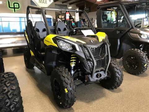 2018 Can-Am Maverick Trail 800 DPS in Roscoe, Illinois