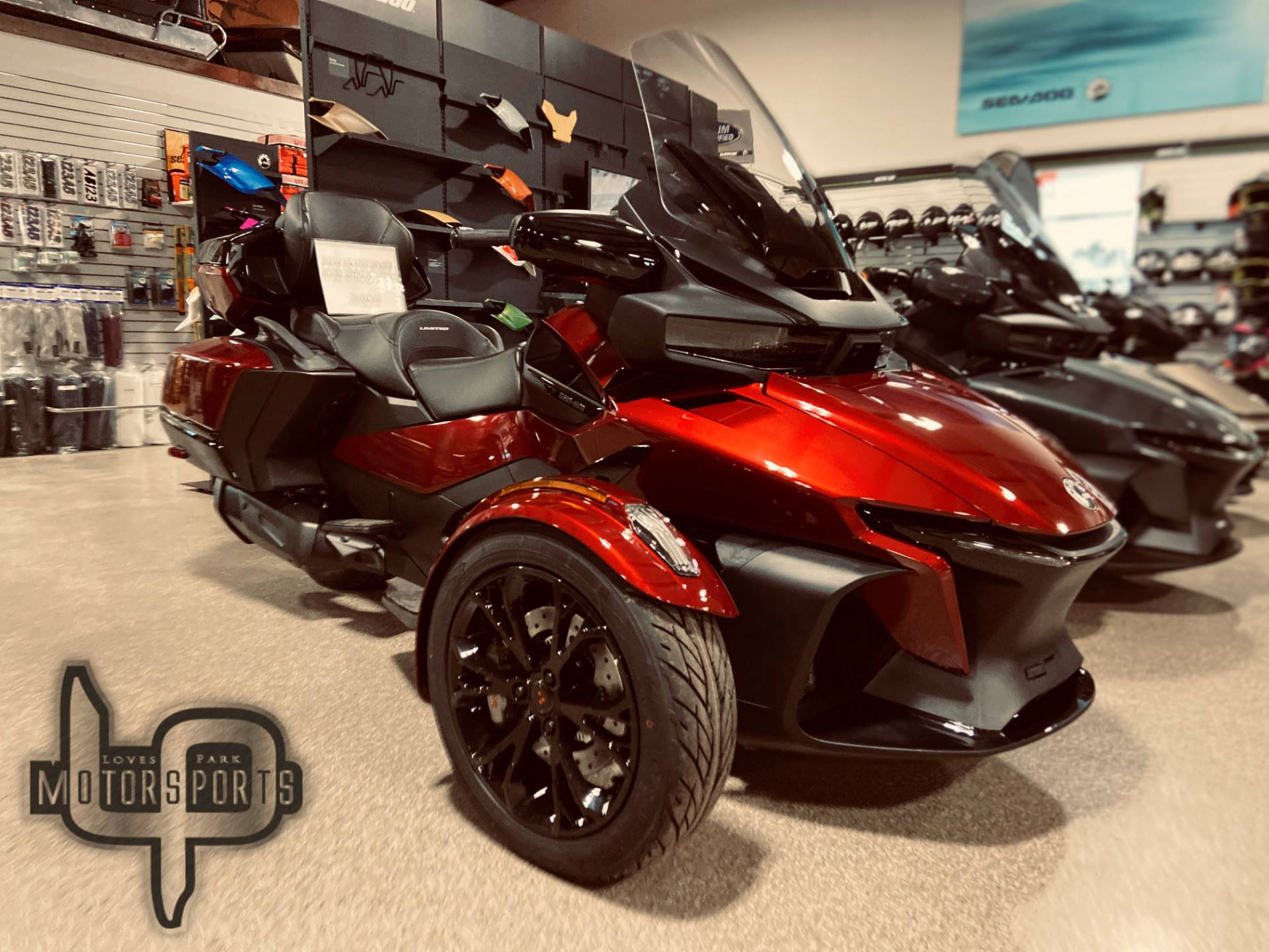 2021 Can-Am Spyder RT Limited in Roscoe, Illinois - Photo 1