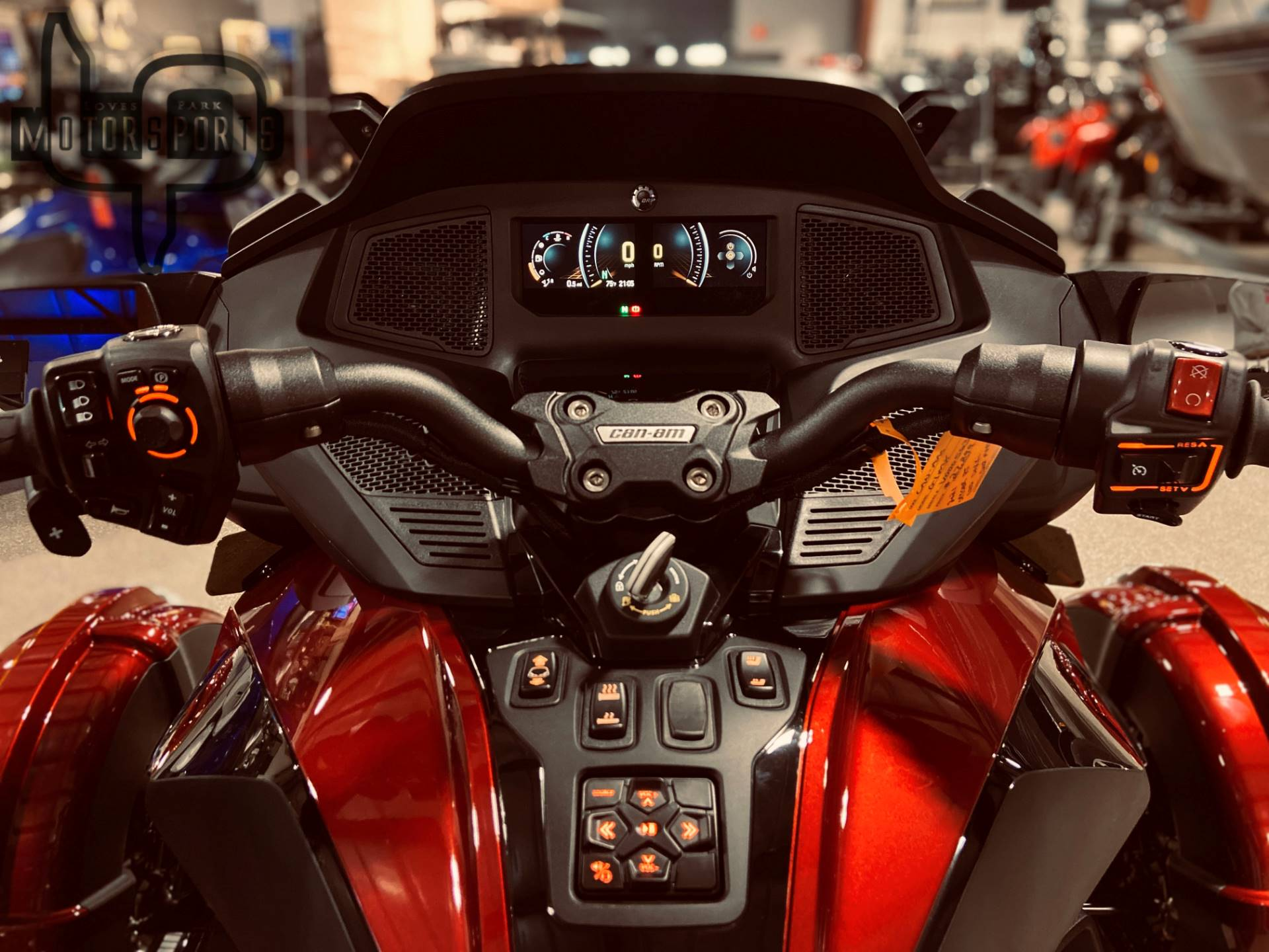 2021 Can-Am Spyder RT Limited in Roscoe, Illinois - Photo 6