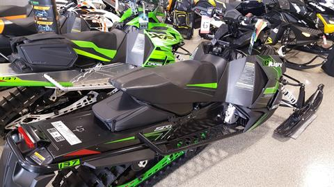 2017 Arctic Cat ZR 8000 El Tigre ES 137 in Roscoe, Illinois