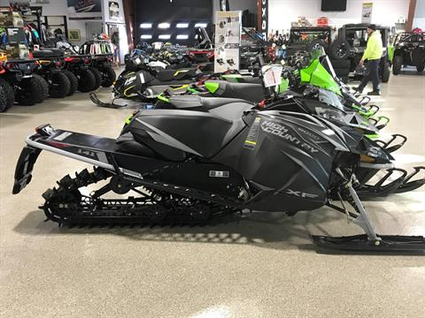 2019 Arctic Cat XF 8000 High Country Limited ES 141 in Roscoe, Illinois