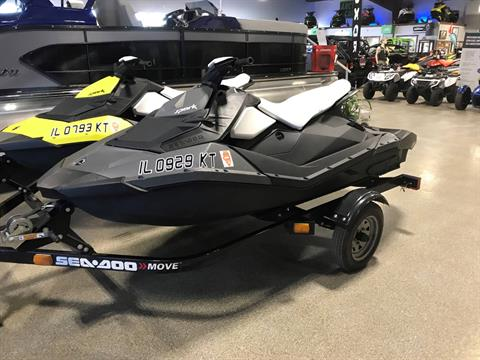 2015 Sea-Doo SEA DOO MOVE II in Roscoe, Illinois