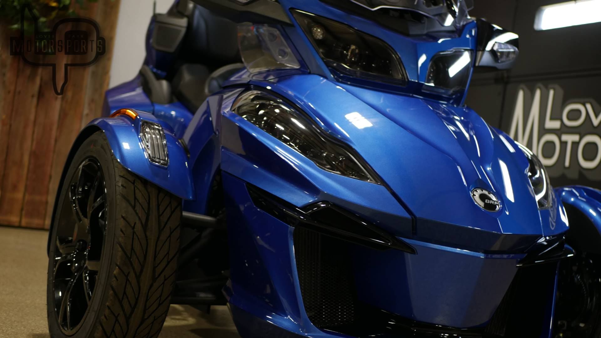2019 Can-Am Spyder RT Limited in Roscoe, Illinois - Photo 6