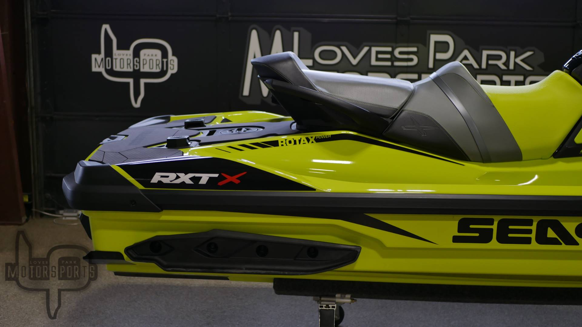 2019 Sea-Doo RXT-X 300 iBR + Sound System in Roscoe, Illinois