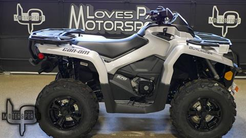 2019 Can-Am Outlander XT 570 in Roscoe, Illinois - Photo 1