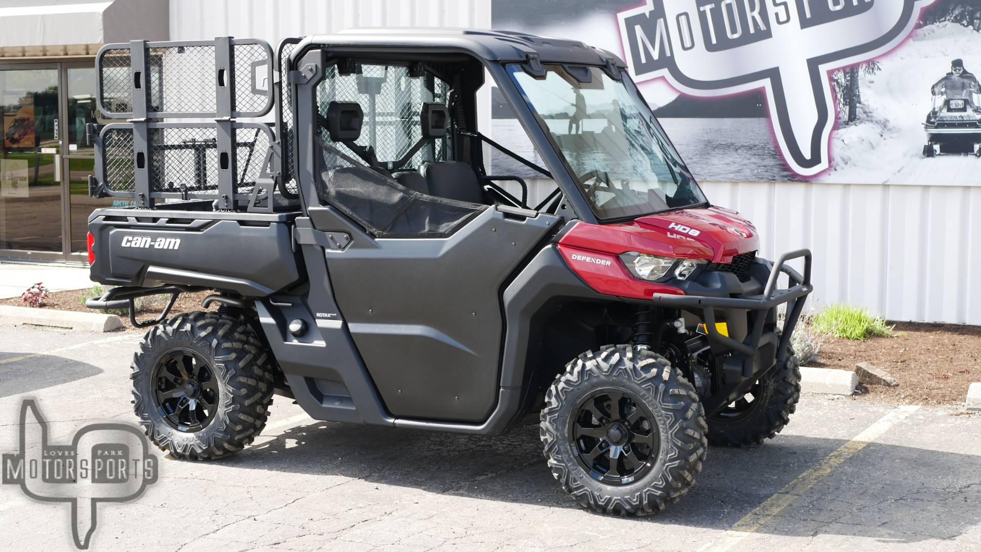 2019 Can-Am Defender DPS HD8 in Roscoe, Illinois - Photo 2