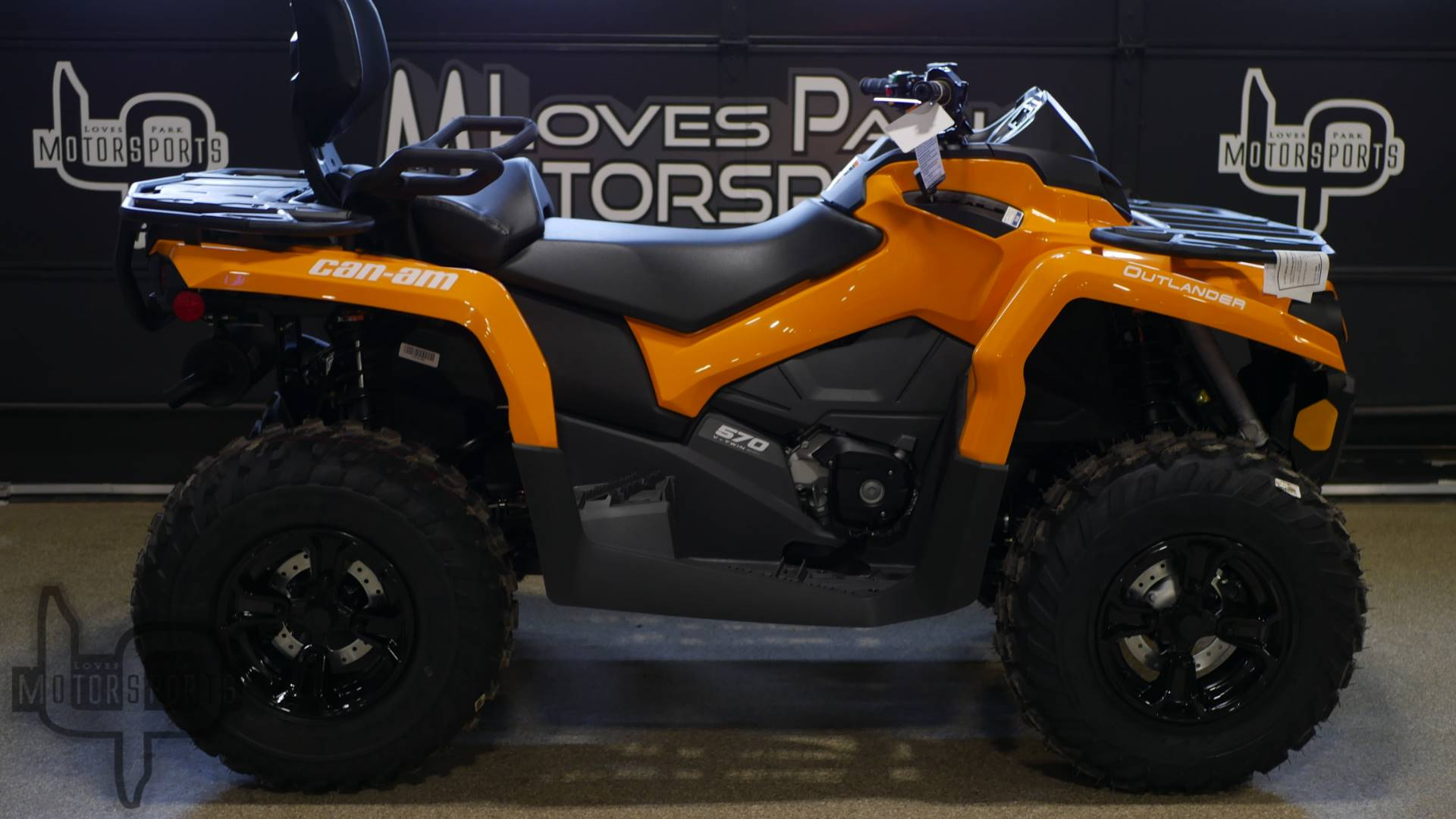 2019 Can-Am Outlander MAX DPS 570 in Roscoe, Illinois - Photo 1