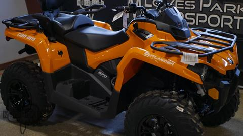 2019 Can-Am Outlander MAX DPS 570 in Roscoe, Illinois - Photo 2