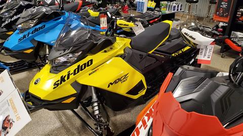 2020 Ski-Doo MXZ TNT 600R E-TEC ES Ripsaw 1.25 in Roscoe, Illinois - Photo 1