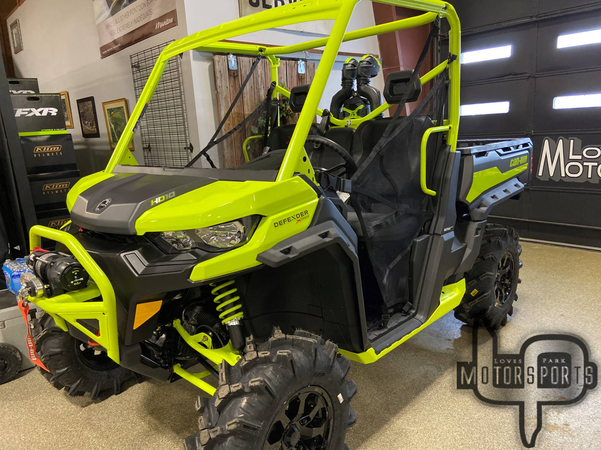2020 Can-Am Defender X MR HD10 in Roscoe, Illinois - Photo 1
