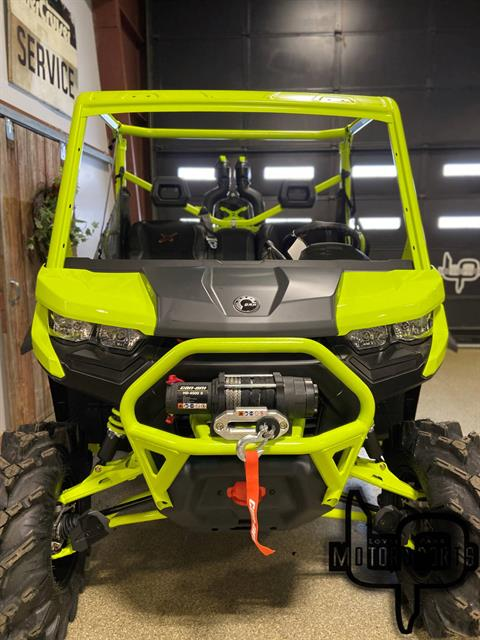 2020 Can-Am Defender X MR HD10 in Roscoe, Illinois - Photo 2