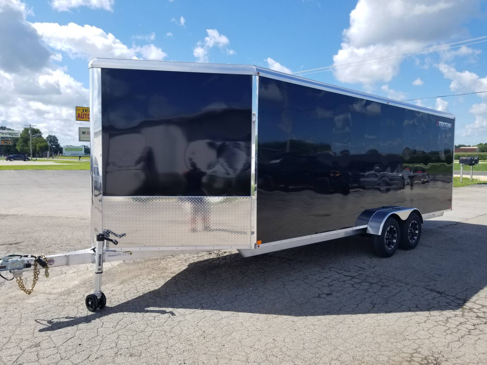 2020 Triton Trailers 2020 TRITON PR207-6-6EB2 in Roscoe, Illinois - Photo 1