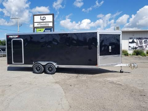 2020 Triton Trailers 2020 TRITON PR207-6-6EB2 in Roscoe, Illinois - Photo 4
