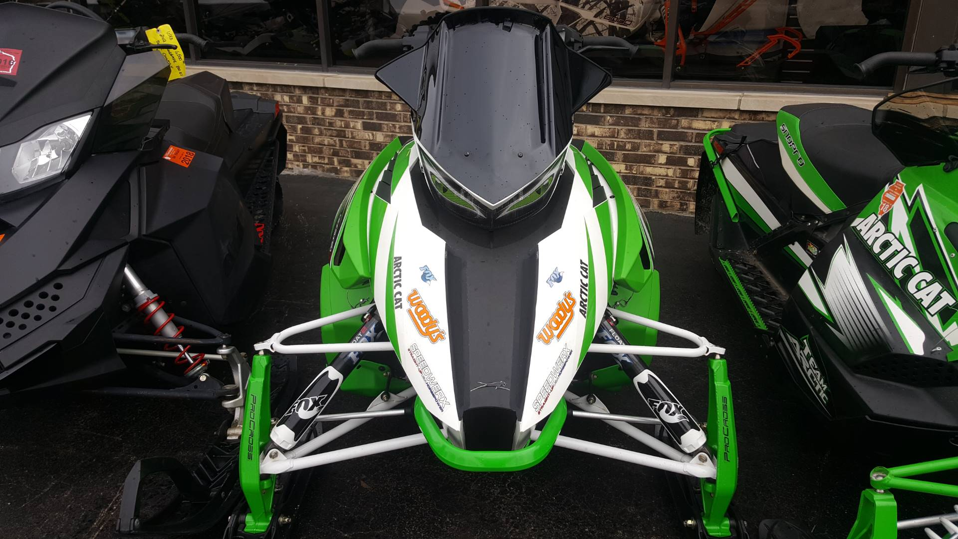 2013 Arctic Cat F 800 Sno Pro® in Roscoe, Illinois