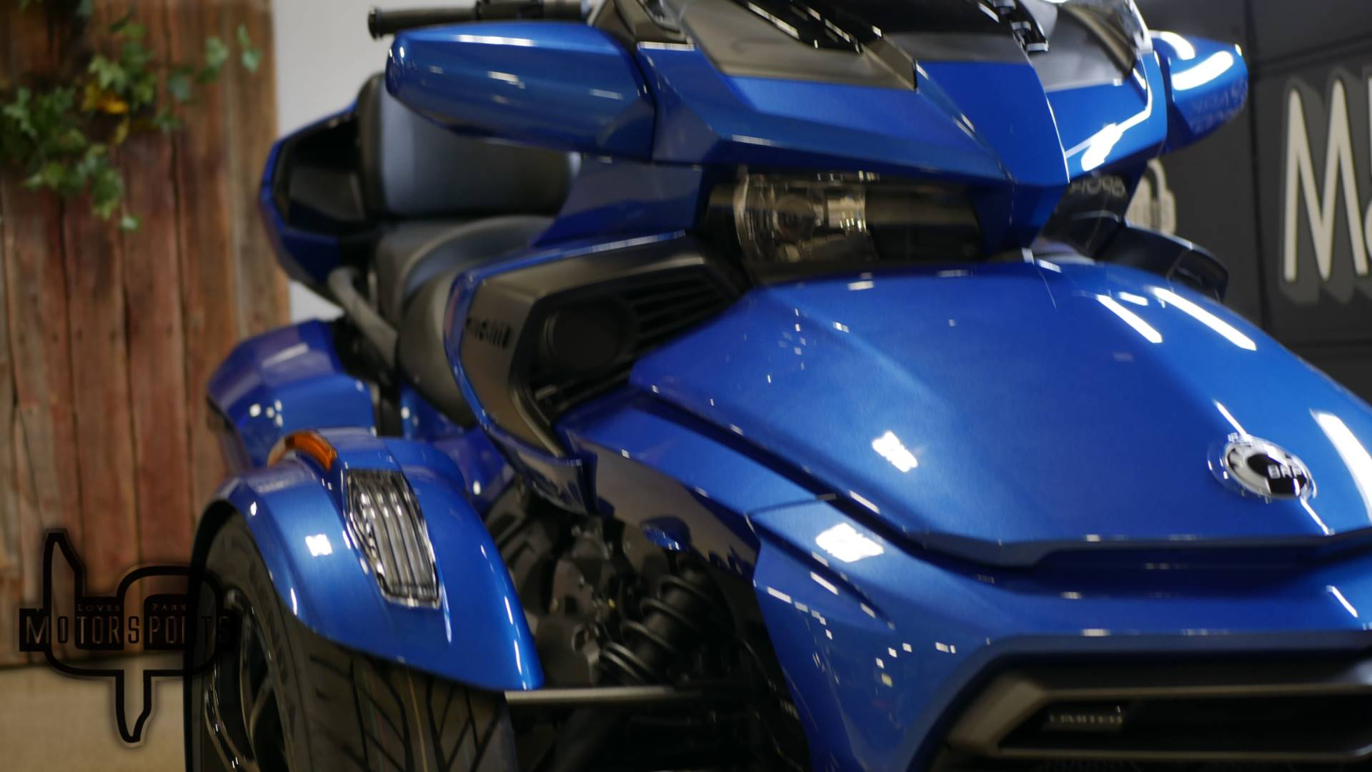 2019 Can-Am Spyder F3 Limited in Roscoe, Illinois - Photo 8