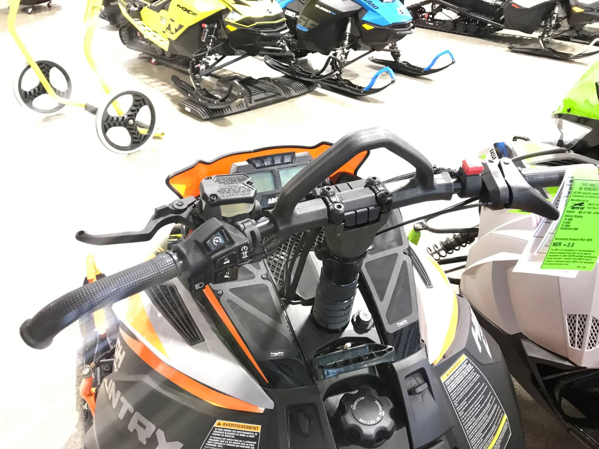 2019 Arctic Cat XF 8000 High Country in Roscoe, Illinois