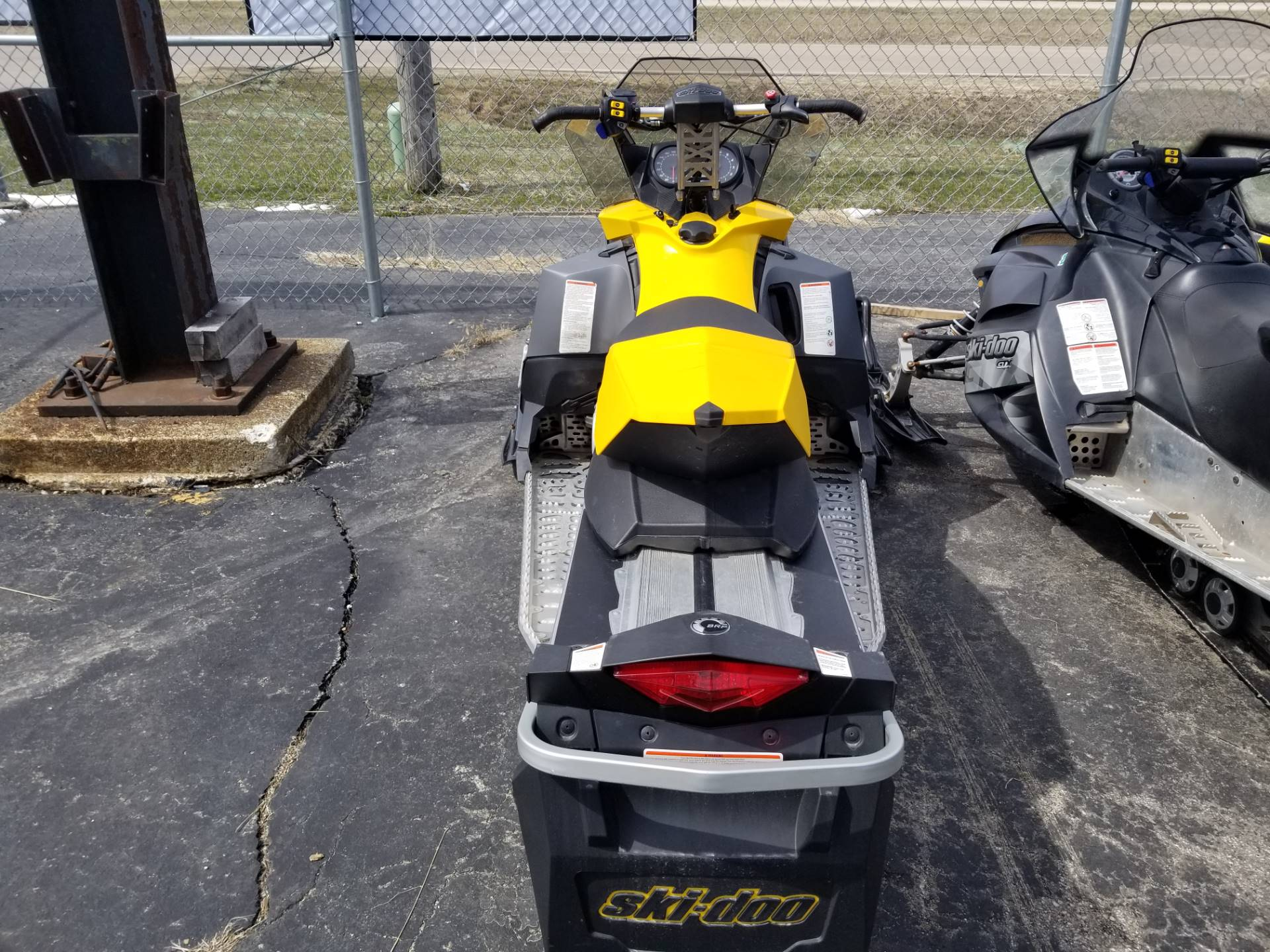 2008 Ski-Doo MX Z® TNT 500SS in Roscoe, Illinois